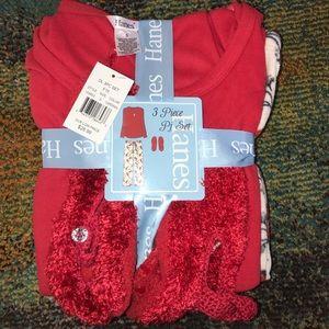 NEW- 3 Pc Sleepwear Set 🔆🔱🌀